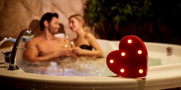 Five ways to be naughty in a hot tub…