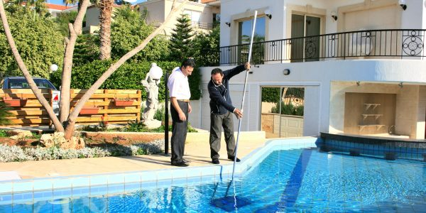 How to get your pool top-tip for the summer