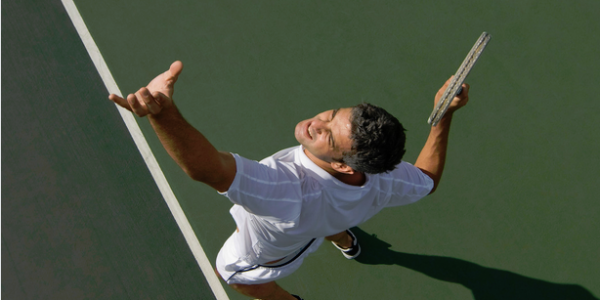 Enjoy a game of tennis in your own garden this summer