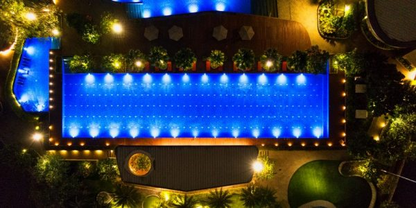Let there be light… 5 benefits of pool lighting