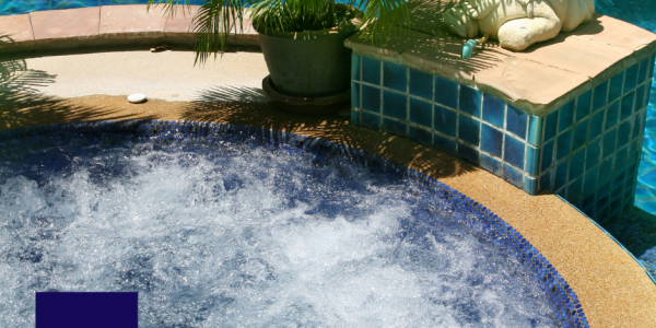 Pool and spas: a perfect combination